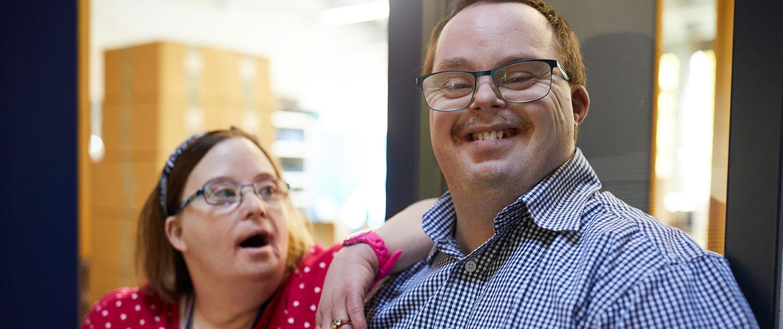 Werkstatt für Menschen mit Behinderung