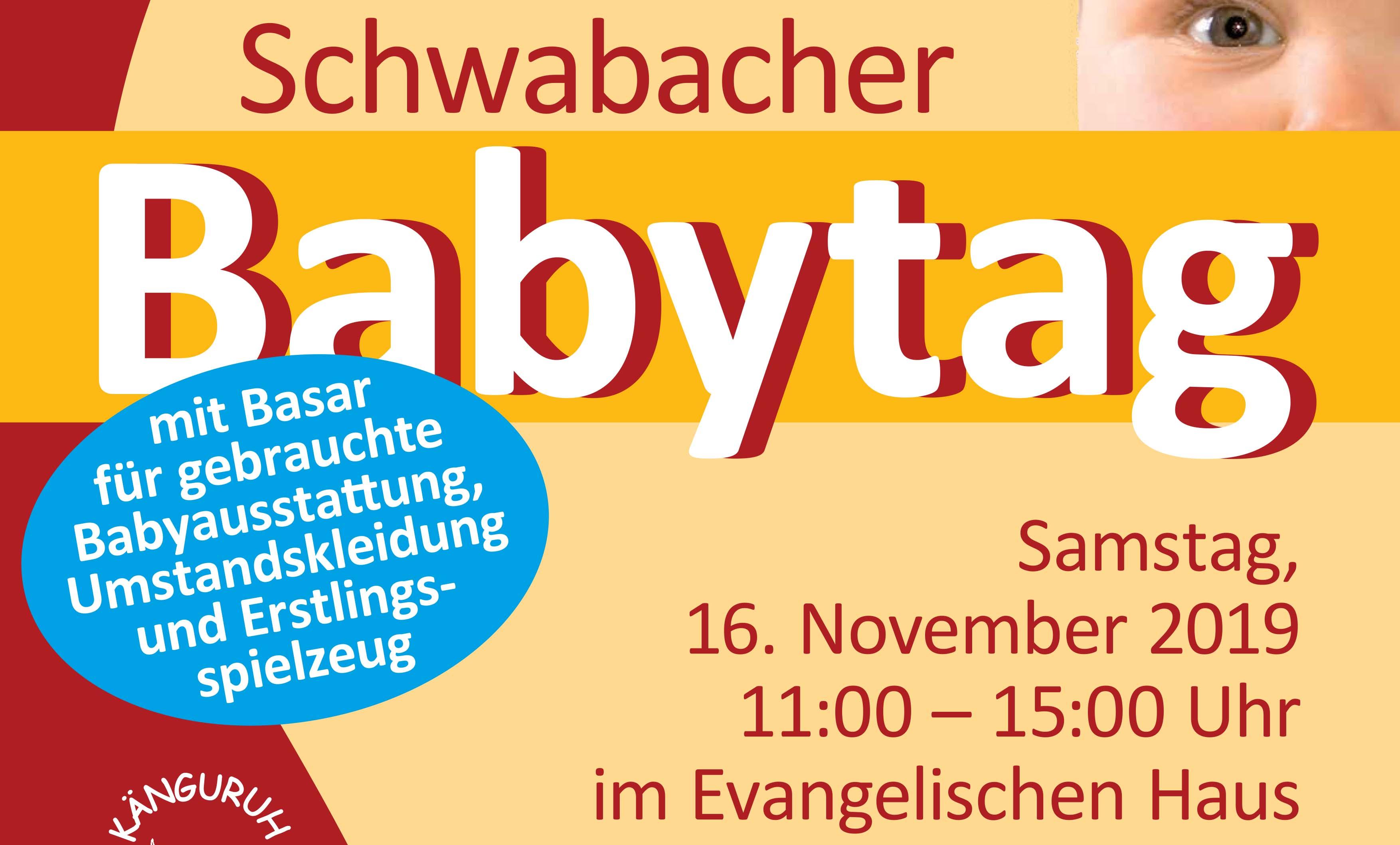 Schwabacher Babytag 2019
