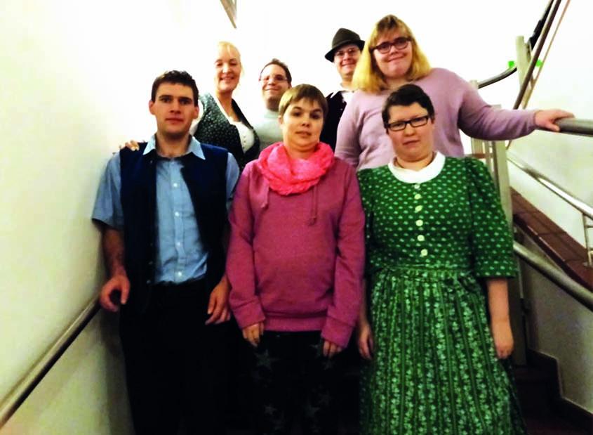 Das Theater-Team